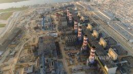 Weltgrößte GuD-Kraftwerke in Rekordzeit fertiggestellt