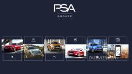 Groupe PSA 1 Q. 2018