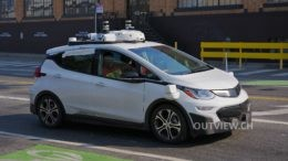 GM Cruise LLC - Chevy Bolt / Opel Ampera e